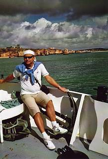 FOTKA - Na lodi