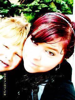 FOTKA - já s bráškou