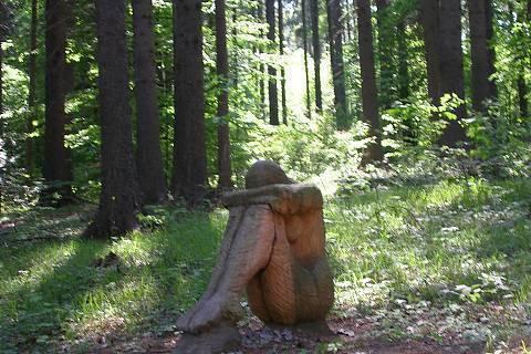 FOTKA - Lesní panna