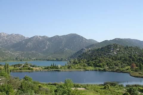 FOTKA - Jezera v Chorvatsku ...
