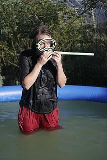 FOTKA - Potápěč