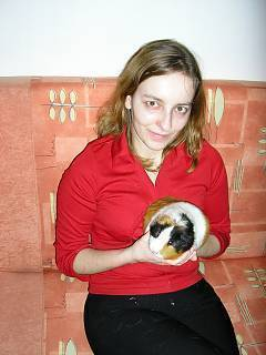 FOTKA - Miloučké zvířátko