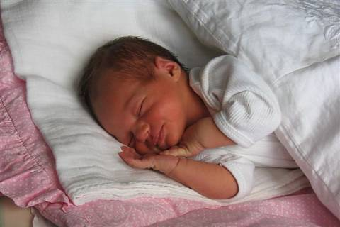 FOTKA - Spokojený spánek