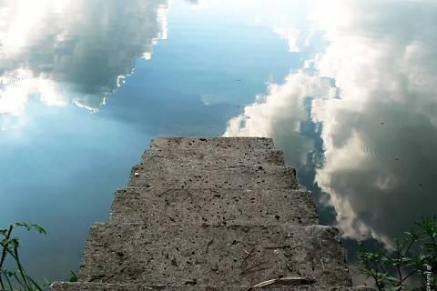 FOTKA - Schody do nebe
