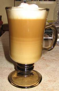 FOTKA - domací latte