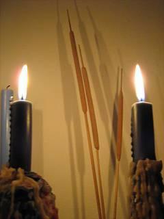 FOTKA - svíčky 2