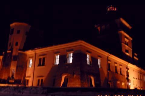 FOTKA - smečenský zámek v zimě