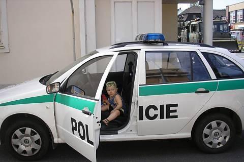 FOTKA - jaký to je být policistou