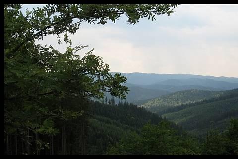 FOTKA - Výhled na Javorníky
