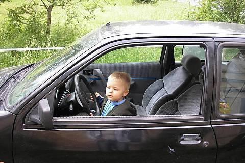 FOTKA - ještě tak mít řidičák