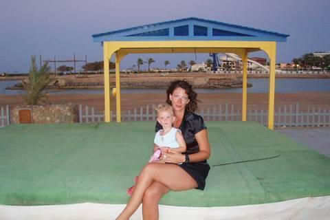 FOTKA - s mamčou