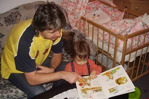 FOTKA - Děda a Simonka