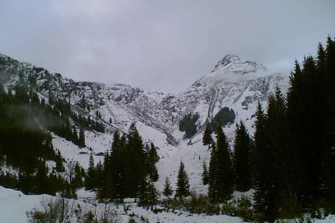 FOTKA - Rakouské hory