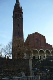 FOTKA - Kostel sv. Bartoloměje v TP