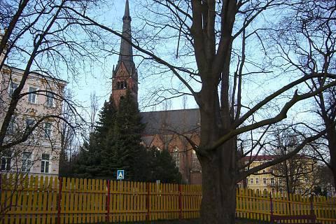 FOTKA - Kostel v Teplicích