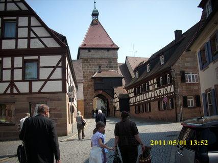 FOTKA -  hrad Cadolzburg...u Norimberka