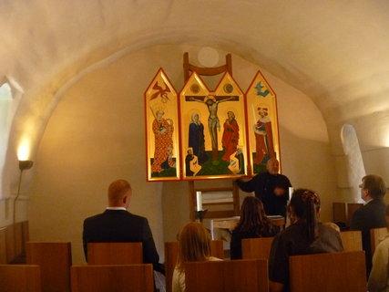 FOTKA - Cadolzburg...kaple