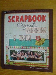 FOTKA - Kniha Scrapbook