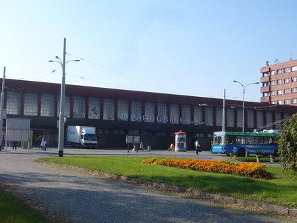 FOTKA - Pardubice - hlavní nádraží