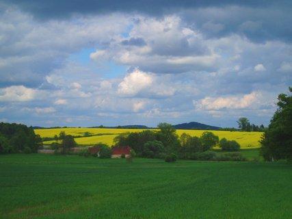 FOTKA - květnová krajinka