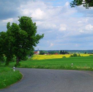 FOTKA - květnová krajinka .