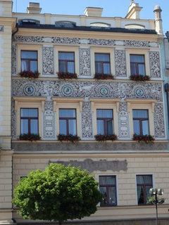 FOTKA - Pardubice - Pernštýnské náměstí, radnice.