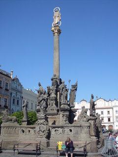 FOTKA - Pardubice - Pernštýnské náměstí.....