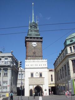 FOTKA - Pardubice - náměstí Republiky, Zelená brána