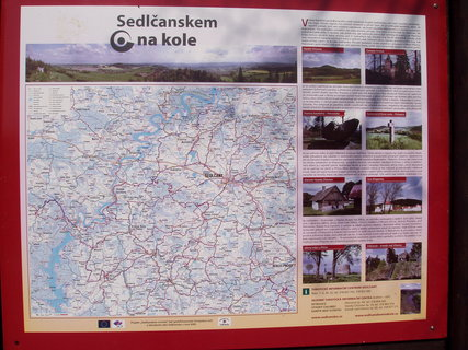 FOTKA - Sedlčansko je kraj vhodný k pěší i cyklo-turistice