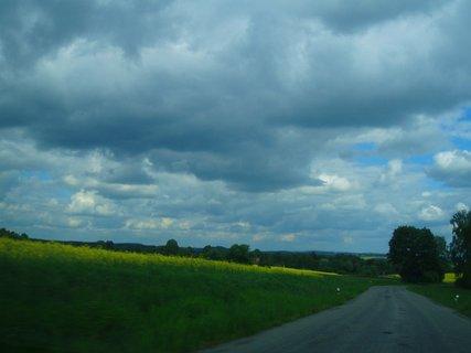 FOTKA - květnová krajina 2