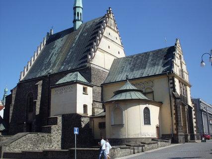 FOTKA - Pardubice - kostel sv. Bartoloměje.