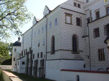 FOTKA - Pardubice - zámek...