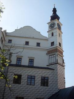 FOTKA - Pardubice - zámek.....