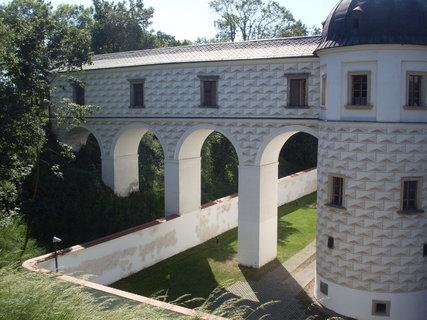 FOTKA - Pardubice - zámek......