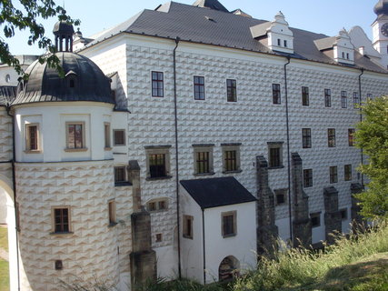 FOTKA - Pardubice - zámek.......