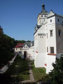 FOTKA - Pardubice - zámek..........