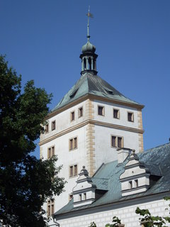 FOTKA - Pardubice - zámek,,