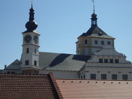 FOTKA - Pardubice - zámek.,