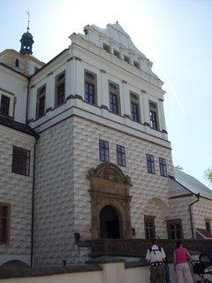 FOTKA - Pardubice - zámek.,,,,