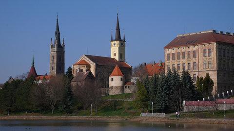 FOTKA - Čáslavské dominanty