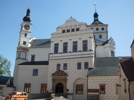 FOTKA - Pardubice - zámek.,,,,,,,