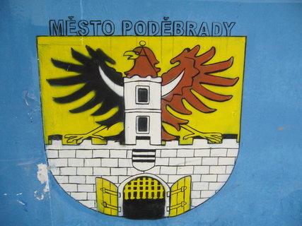 FOTKA - Podchod vlak. nádraží Poděbrad..
