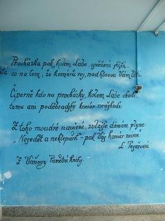 FOTKA - Podchod vlak. nádraží Poděbrad......