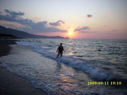 FOTKA - Západ slunce...Sicílie