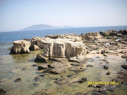 FOTKA - na ostrově Favignano*
