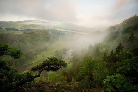 FOTKA - Mlžné údolí