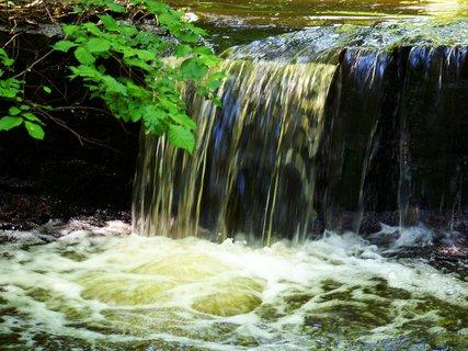 FOTKA - dnešní cyklistika, 29.5., teče voda tečé