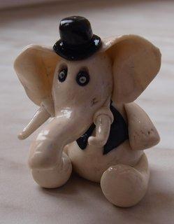 FOTKA - sloník pro štěstí
