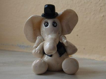 FOTKA - sloník pro štěstí..