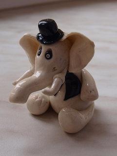 FOTKA - sloník pro štěstí...profil